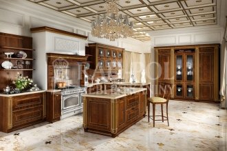 Kitchen  Imperial Noce